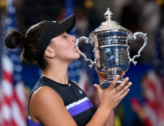 Bianca Andreescu Wins US Open