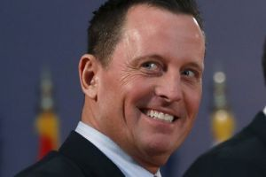Trump Picks US Ambassador to Germany Grenell as Acting DNI