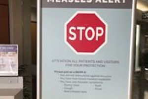 CDC: Measles Outbreak Now Reported in 30 States