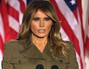 Melania Trump Farewell Message: 'Violence Is Never the Answer'