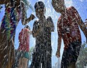 More record heat in the Southwest as storms target Plains