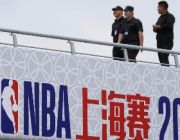 Chinese organizers cancel NBA fan event amid free speech row
