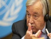 The AP Interview: UN chief warns China, US to avoid Cold War