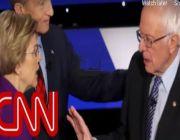 Warren to Sanders Post-Debate: 'You Called Me a Liar'