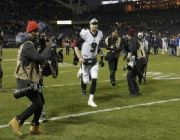 The Nick Foles Legend Grows in Win over Bears Marked by Controversy, Disbelief