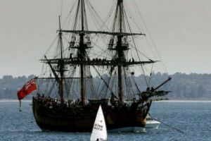 Archaeologists 'find captain James Cook's HMS Endeavour' solving one of the greatest ever maritime mysteries