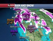 New storms on the way for the West