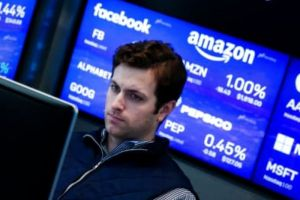 Big Tech, including Apple and Facebook, report earnings after the bell, which could mean a crazy market day on Friday