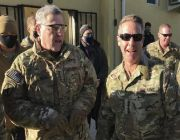 US Joint Chiefs Chairman Milley in Surprise Talks With Taliban