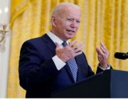 Biden to order all federal workers be vaccinated as part of new strategy to combat delta variant