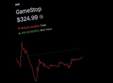 'Gamestonk' and the case for investor caution