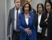 'Get moving': Senate Democrats break with Pelosi on impeachment delay