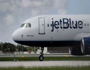 JetBlue to test UV cleaning inside its planes
