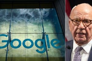 Rupert Murdoch Poised for Big Win in War on Google
