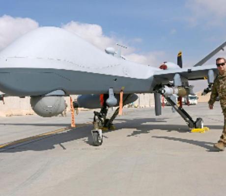 U.S. military drone shot down over Yemen: officials