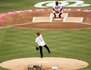 Baseball Begins on Fauci's Wild First Pitch, Sans Fans