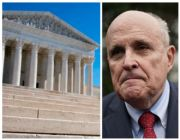 Giuliani to Newsmax: SCOTUS Aside, Legal Fight Is Set to Continue