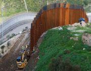 U.S. states sue Trump over border wall funds