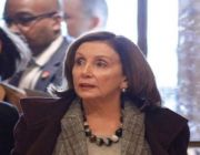 House Democrats huddle ahead of expected transfer of Trump impeachment charges to Senate