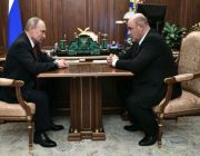 Putin cements power as Russian lawmakers approve his new PM