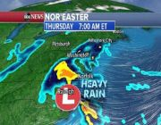 Heavy rain to fall during both commutes in Northeast; flooding worsens in Plains