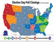 What time do polls close on Election Day? A state-by-state guide