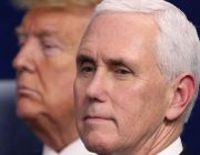 Pence Resisting Push to Remove Trump