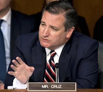 Sen. Cruz Publicly Implores SCOTUS to Hear Pa. Election Challenge