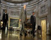 Senators To Be Sworn In For Trump Impeachment Trial.