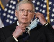 McConnell faces toughest test in fight to save Senate majority