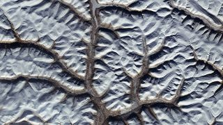 Satellite Eye on Earth: October 2016 - in pictures