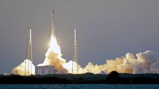 After Plenty Of Starts And Stops, Satellite DSCOVR Starts Its Million-Mile Journey