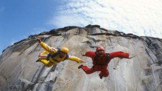 'Sunshine Superman': A Love Story Against The Backdrop of BASE Jumping