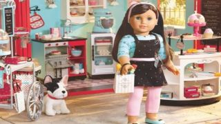 This year's American Girl Doll is an entrepreneur. But they just call her a baker.
