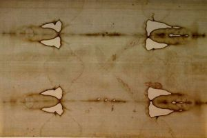 Turin Shroud goes back on display for faithful and curious