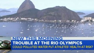 Olympic Beach Water Includes High Levels of Bacteria Found in Sewage, Tests Show