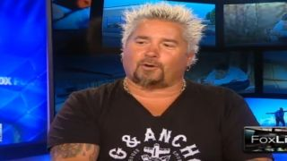 Guy Fieri fires up the high-seas with new barbecue joint