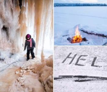 14 tips for surviving in extreme cold