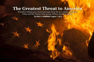 The Greatest Threat to America