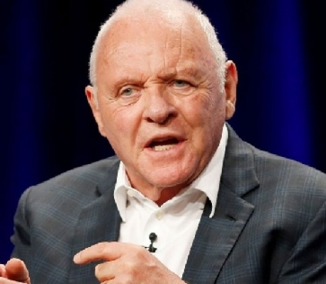 These seven words changed Anthony Hopkins' life